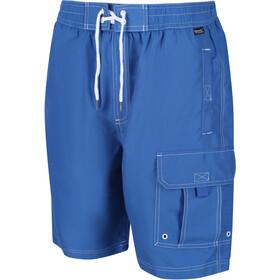 Regatta Hotham Pantalones cortos Hombre, azul